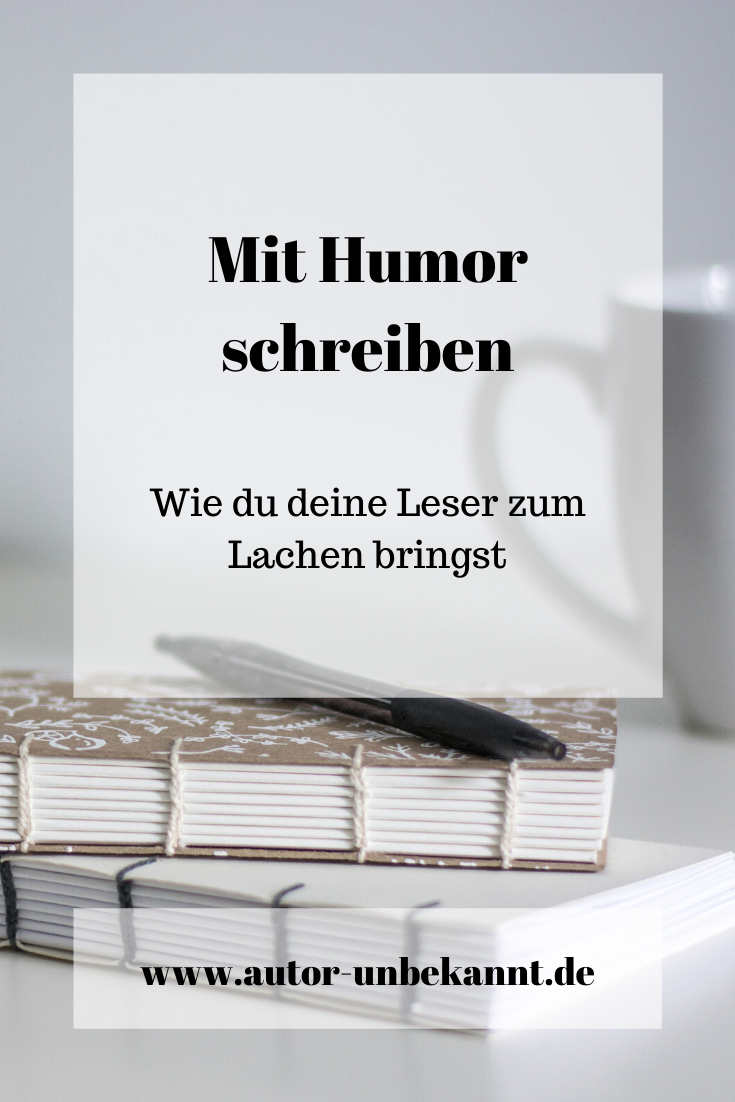 Read more about the article Mit Humor schreiben