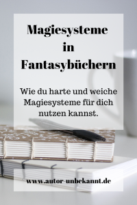 Magiesysteme in Fantasybüchern