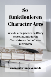Read more about the article So funktionieren Character Arcs